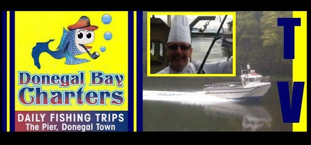 Daily fishing trips, The Pier, Donegal Town. Donegal Bay Charters can cater for all occasions. - Daily 2 Hour Mackerel Fishing Trips - Full Day Fishing Trips can be arranged...